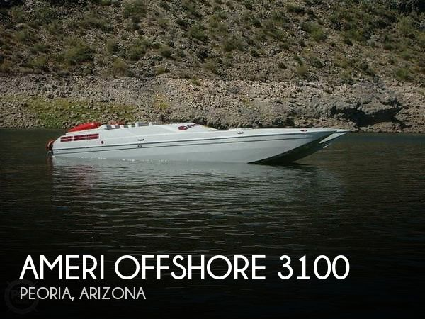 2004 American Offshore 3100