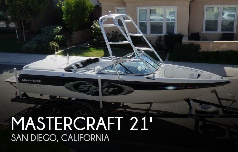 2000 Mastercraft 21 X Star