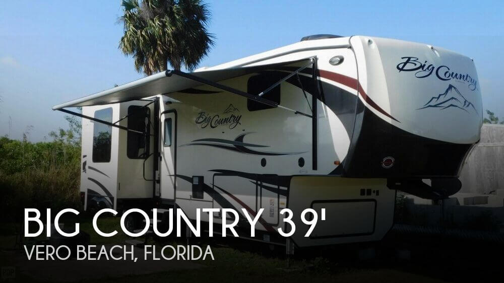 2017 Heartland Big Country 3965 DSS