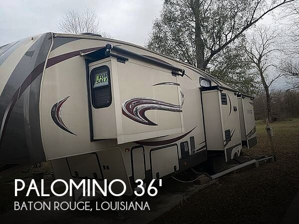 2013 Palomino Sabre 5th Wheel Rvs For Sale