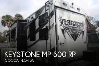 2014 Keystone Keystone MP 300 RP