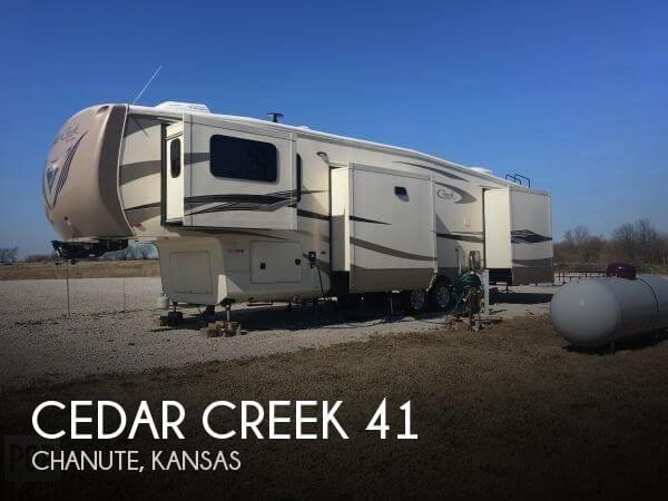 2016 Forest River Cedar Creek 41