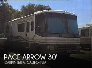 1997 Fleetwood Pace Arrow Fleetwood Pace M-30E