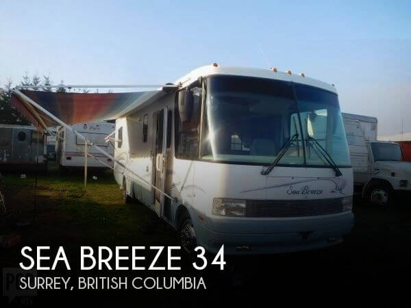 2000 Pacific Coachworks Sea Breeze 34
