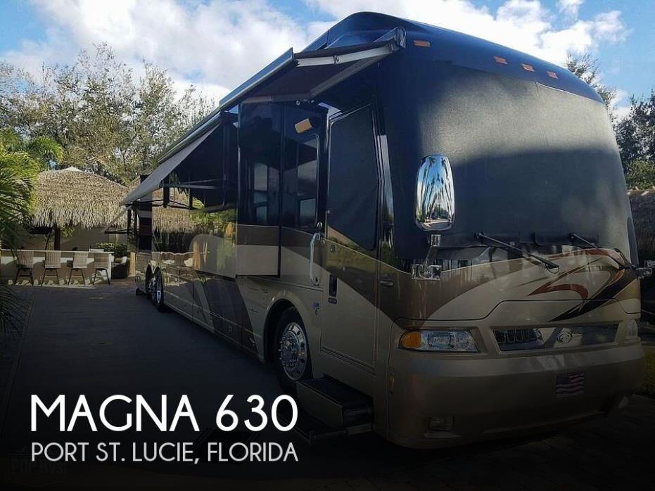 2006 Country Coach Magna 630 Series Rambrandt 525 Quad Slide