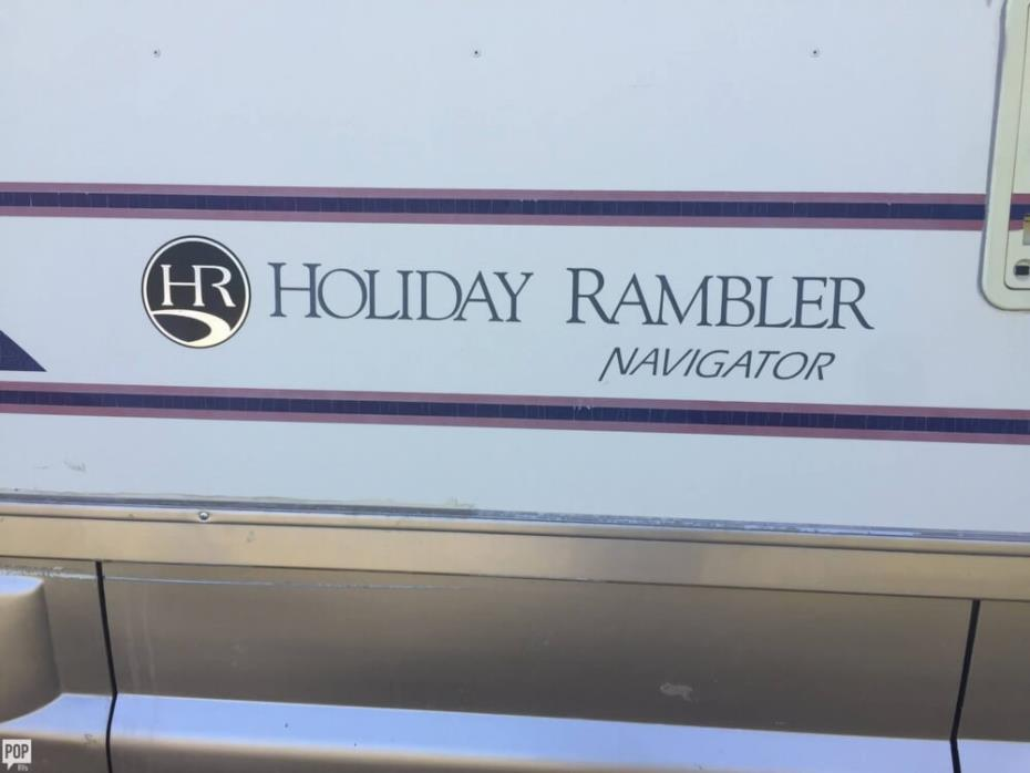 1993 Holiday Rambler Navigator M38-WB, 1