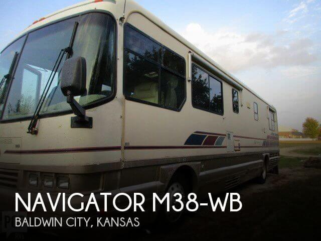 1993 Holiday Rambler Navigator M38-WB
