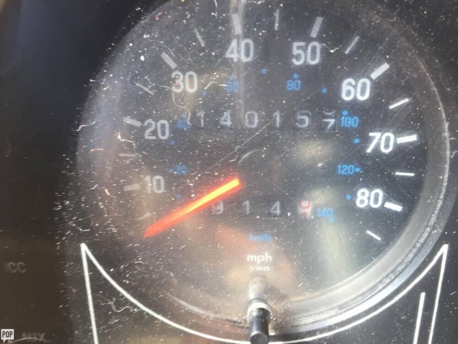 1993 Holiday Rambler Navigator M38-WB, 2