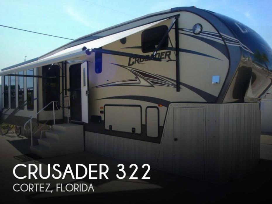 2016 Forest River Crusader 322