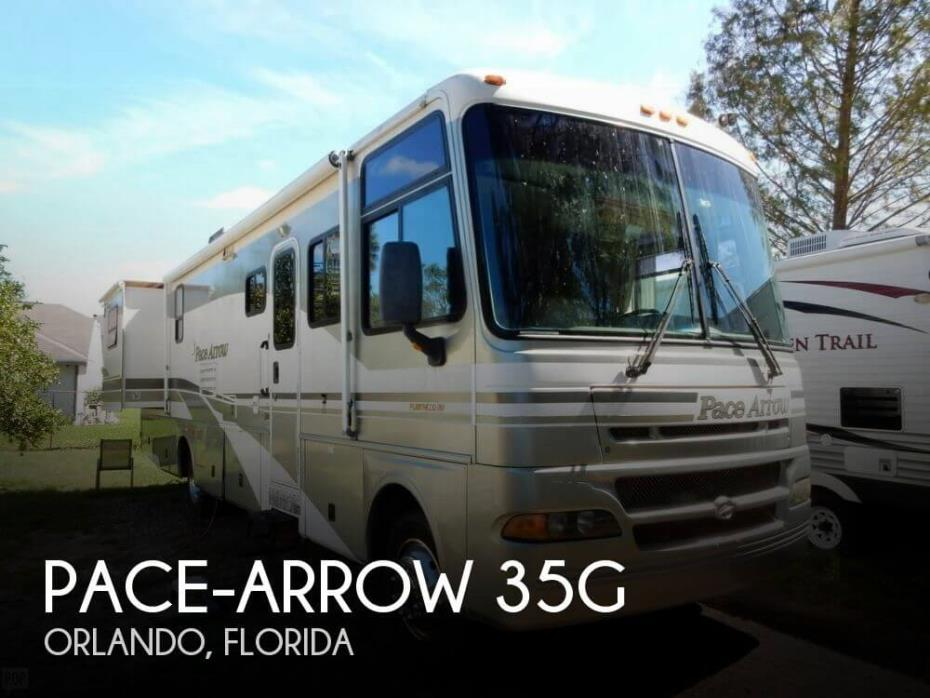 2003 Fleetwood Pace-Arrow 35G