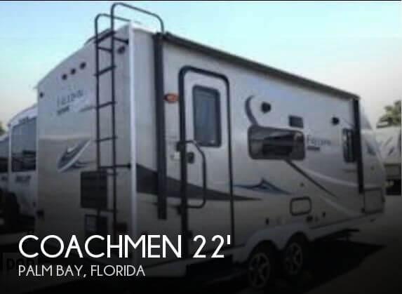 2017 Coachmen Coachmen Freedom Express 192RBS