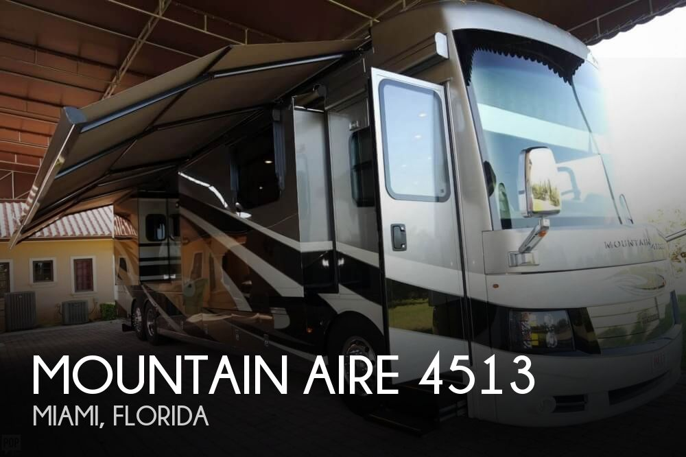 2017 Newmar Mountain Aire 4513