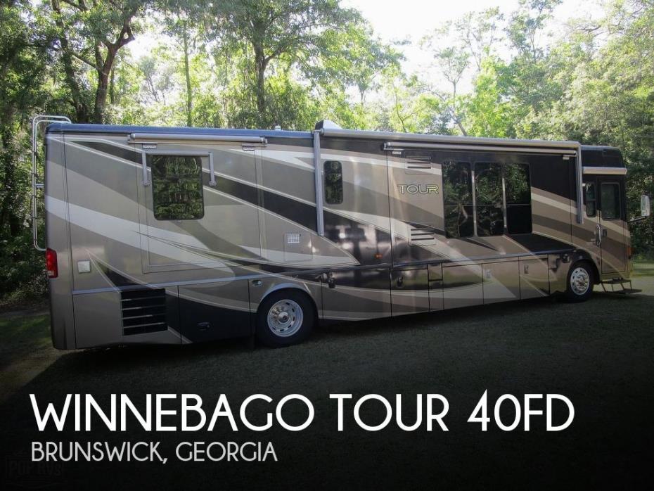 2008 Winnebago Tour 40FD