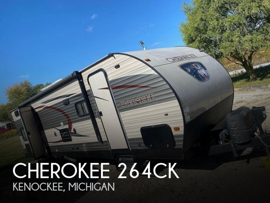 2017 Forest River Cherokee 264CK