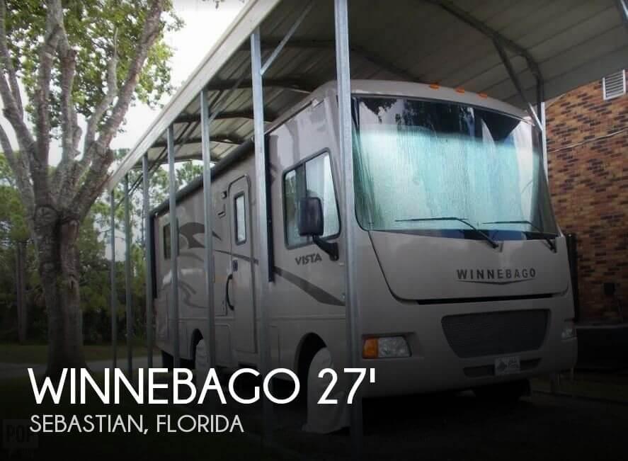 2014 Winnebago Winnebago Vista 26HE