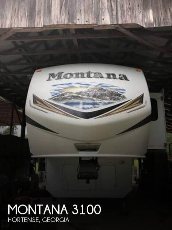 2013 Keystone Montana 3100