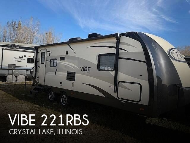 2015 Forest River Vibe 221RBS