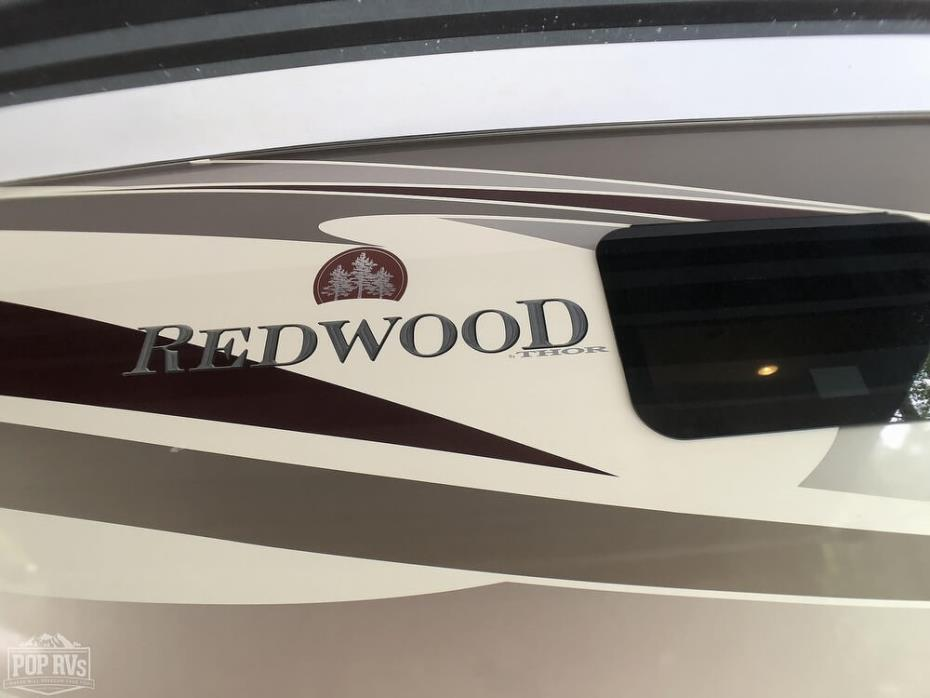 2013 Redwood RV Redwood 36RL Rear Living
