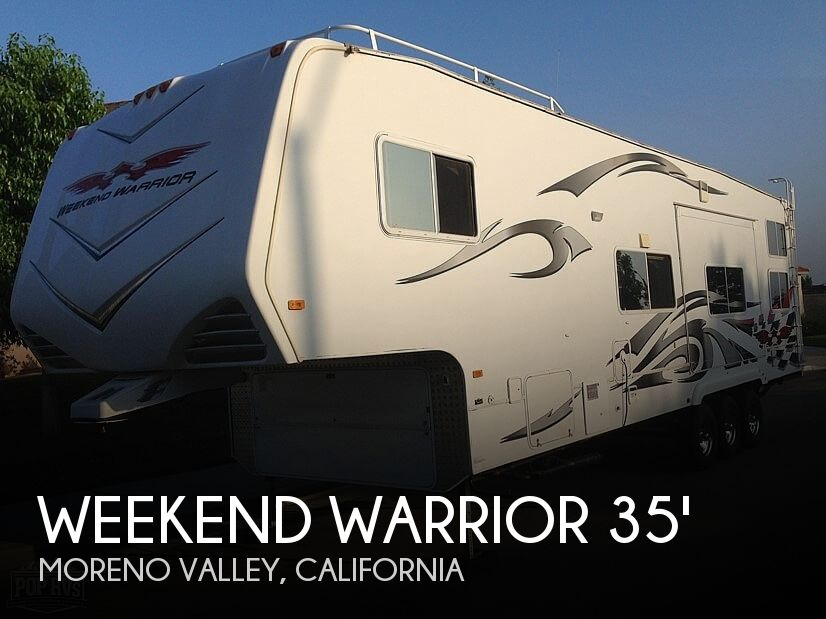 2009 Weekend Warrior Weekend Warrior LE3505