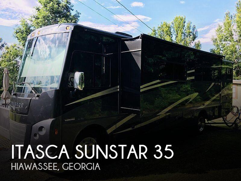 2017 Itasca Sunstar 35F