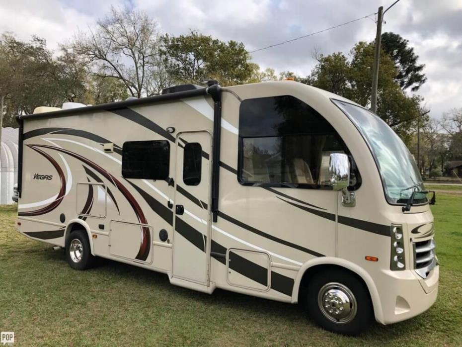 Thor Motor Coach Rvs For Sale In Zephyrhills Florida