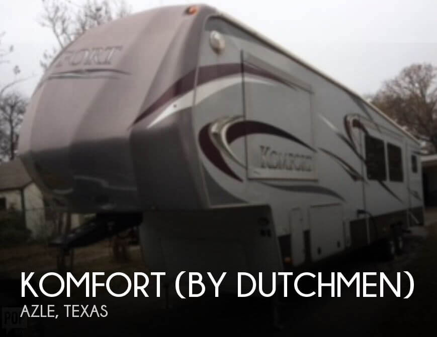 2012 Komfort (by Dutchmen) KM3530