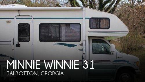 1998 Winnebago Minnie Winnie 31