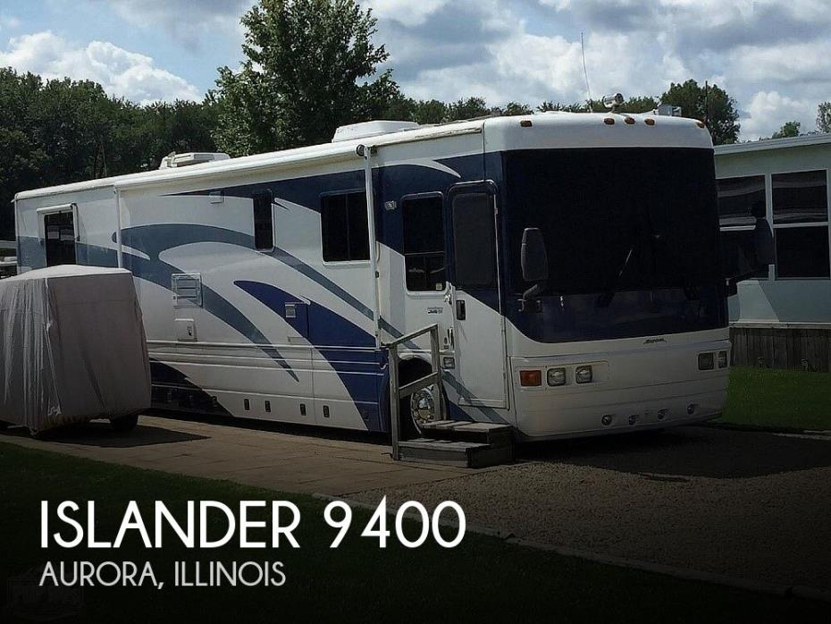 2001 National RV Islander 9400