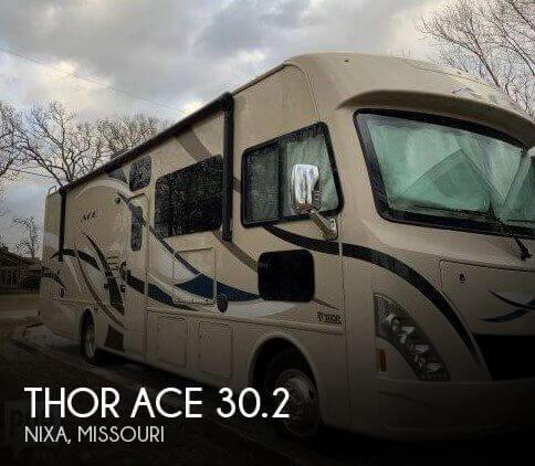 2017 Thor ACE 30.2