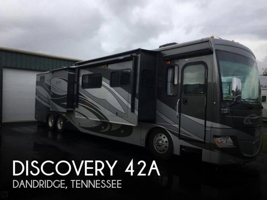 2011 Fleetwood Discovery 42A