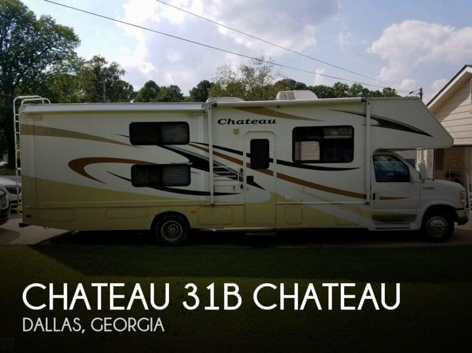 2010 Thor Motor Coach Chateau 31B Chateau
