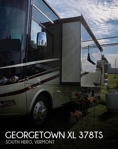 2015 Forest River Georgetown XL 378TS