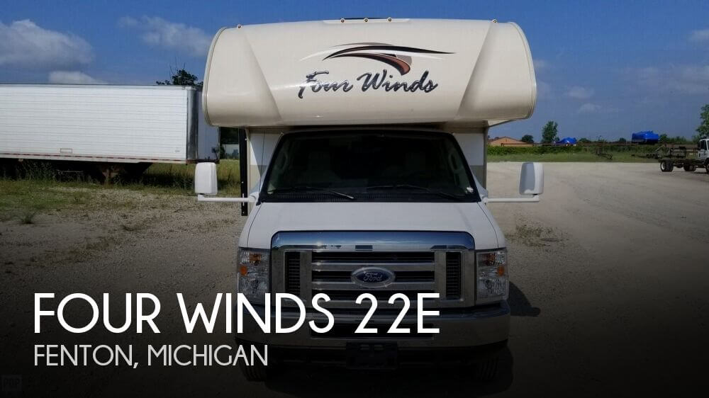 2018 Thor Motor Coach Four Winds 22e