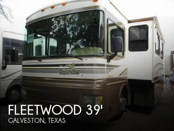 2000 Fleetwood Fleetwood Bounder 39Z