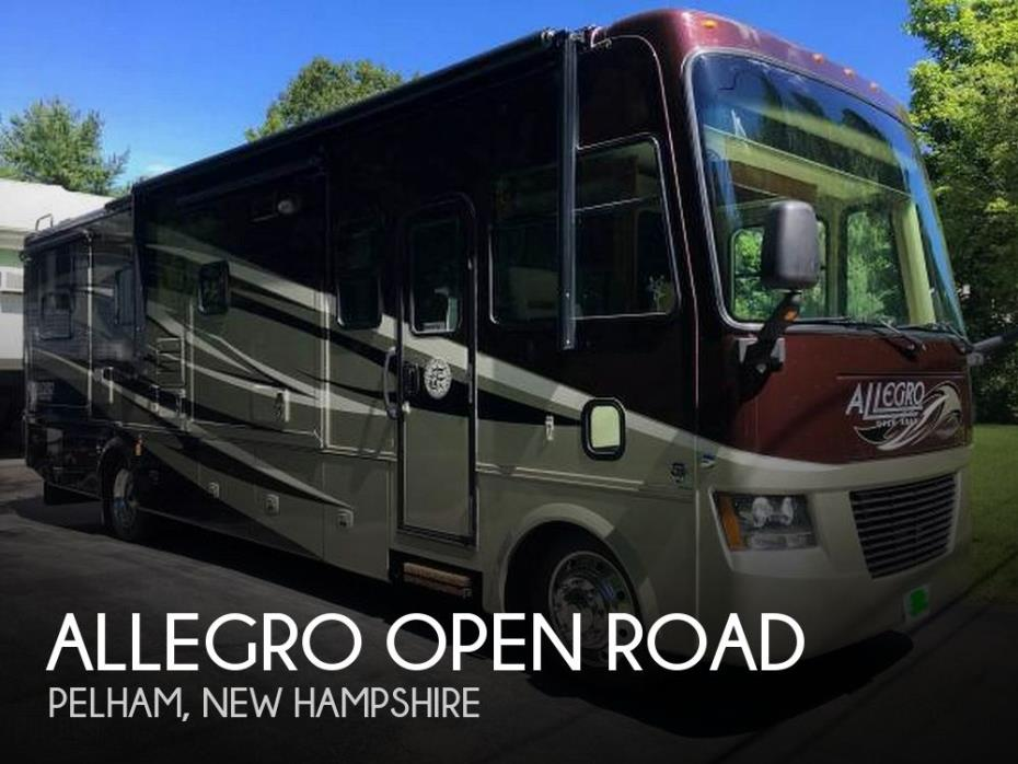 2011 Tiffin Allegro Open Road 34 TGA