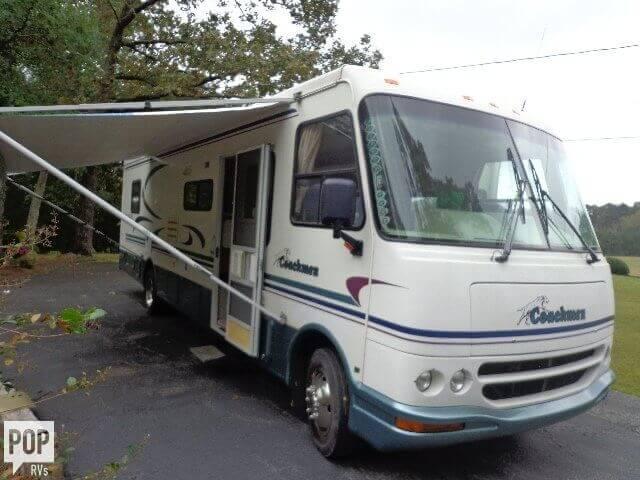 2000 Coachmen Mirada 340 MBS, 1