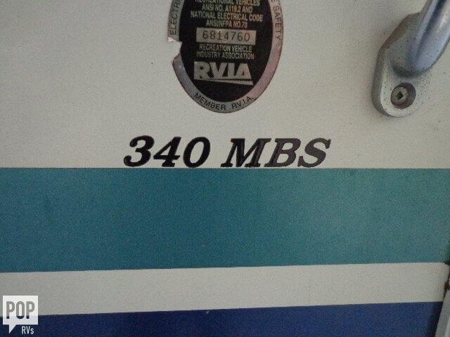 2000 Coachmen Mirada 340 MBS, 22