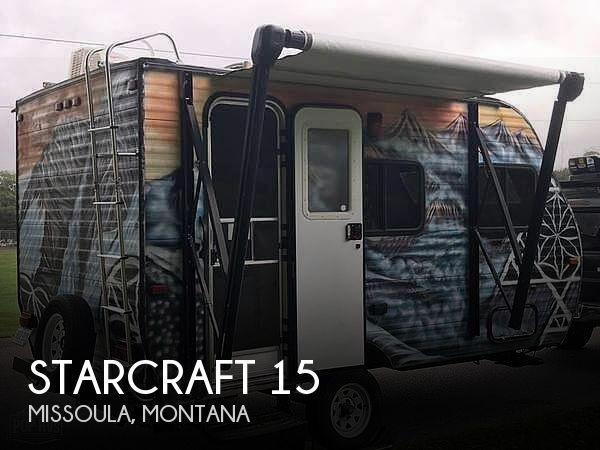 2015 Starcraft Starcraft 15