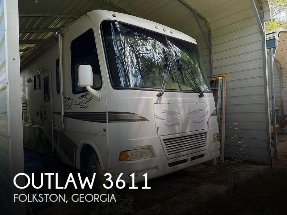 2007 Damon Outlaw 3611