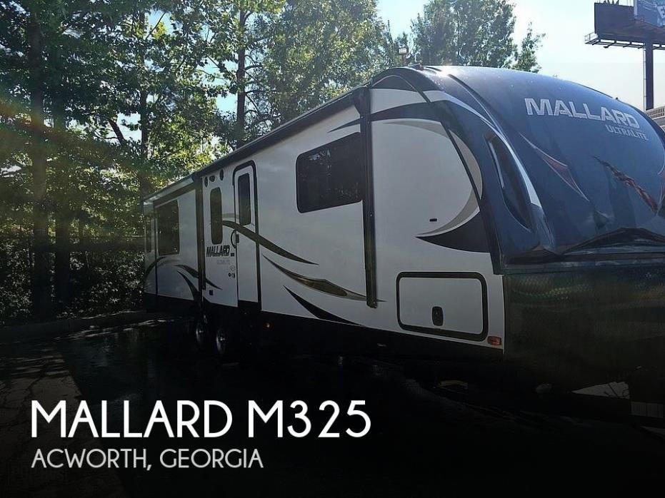 2018 Heartland Mallard M325
