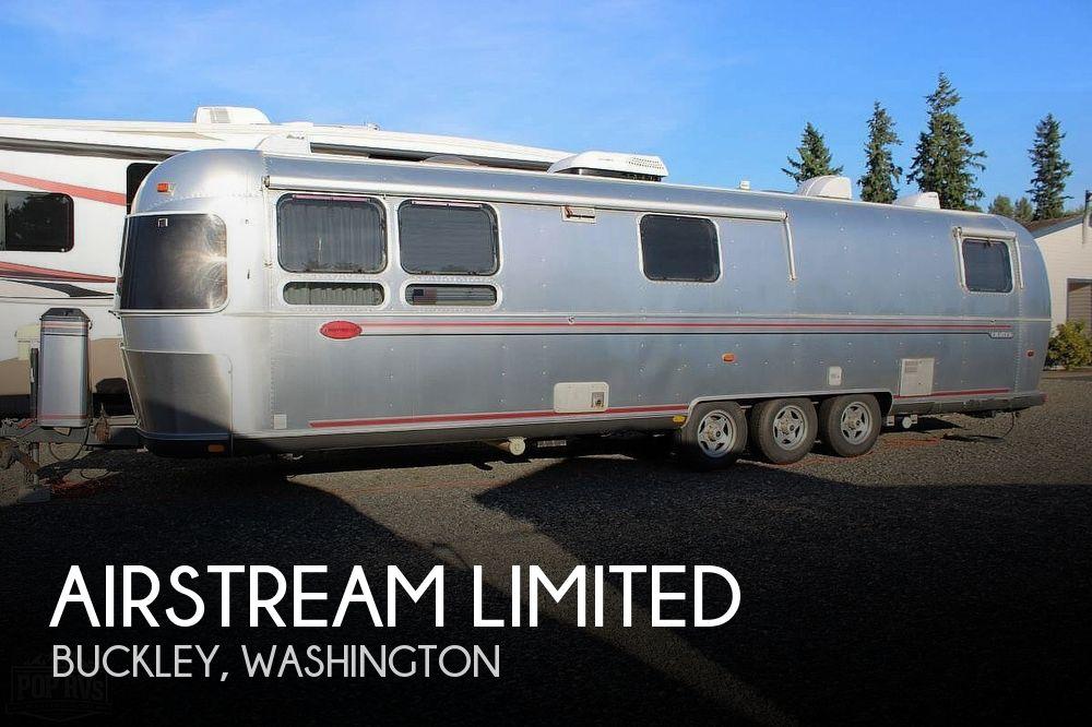 2000 Airstream Airstream Limited 34W