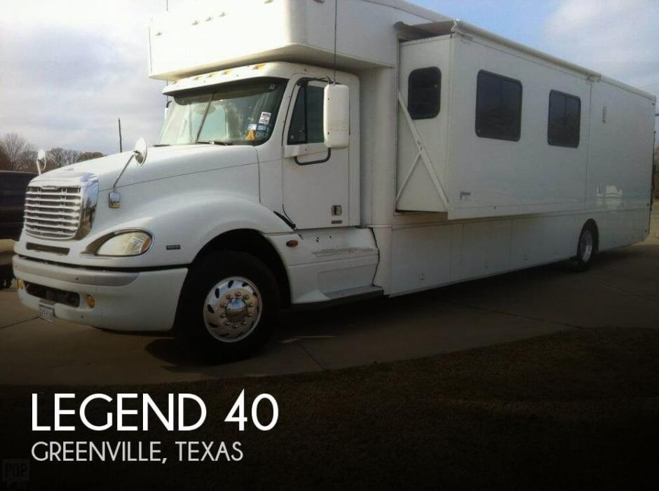 2005 Viking Legend 40