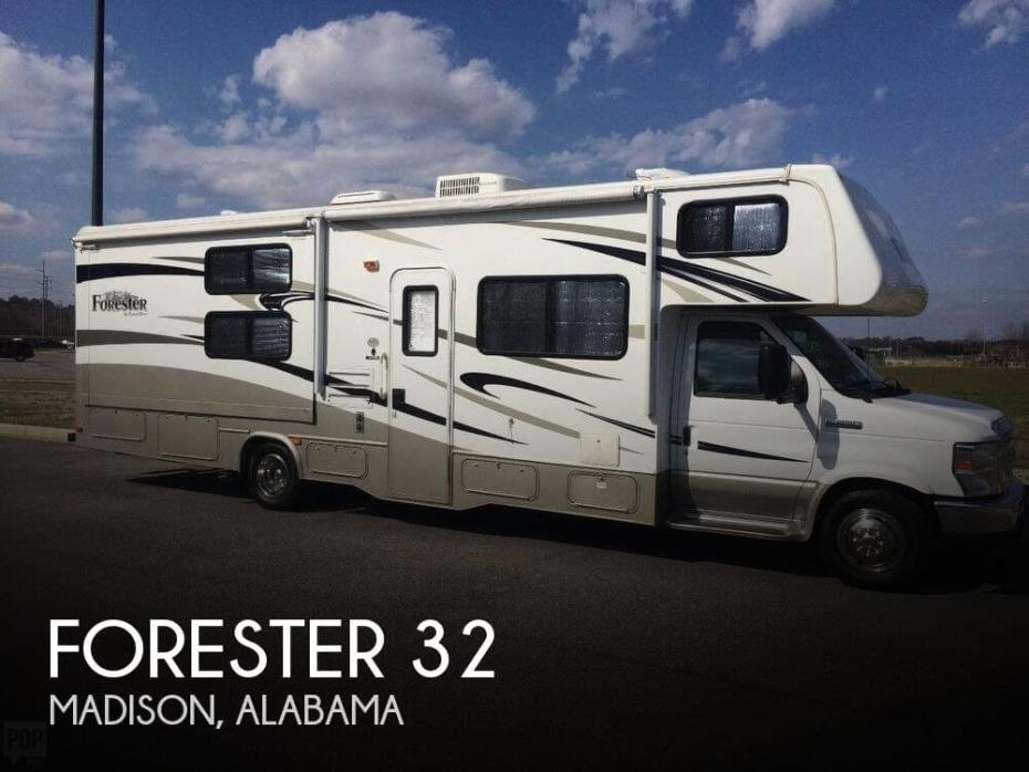 2014 Forest River Forester 32