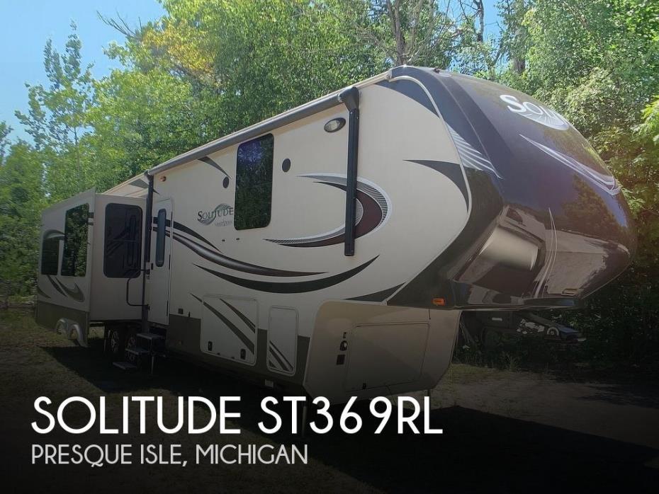 2015 Grand Design Solitude ST369RL