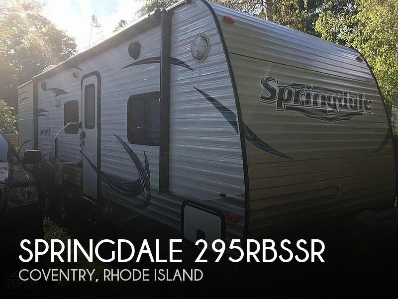 2013 Keystone Springdale 295RBSSR
