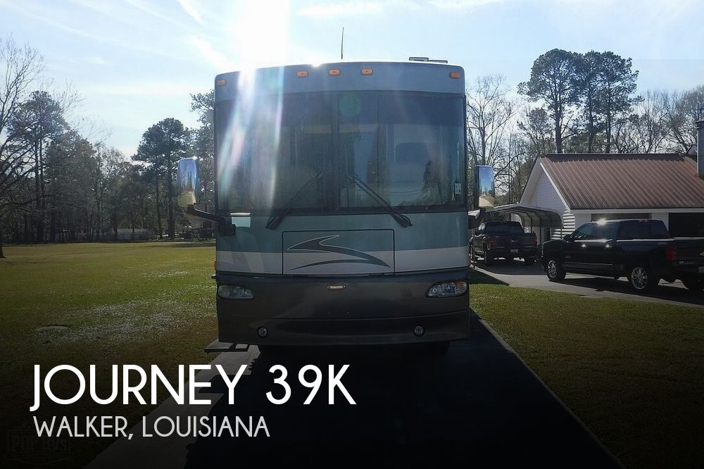 2007 Winnebago Journey 39K