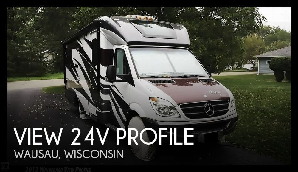 2013 Winnebago View 24V Profile
