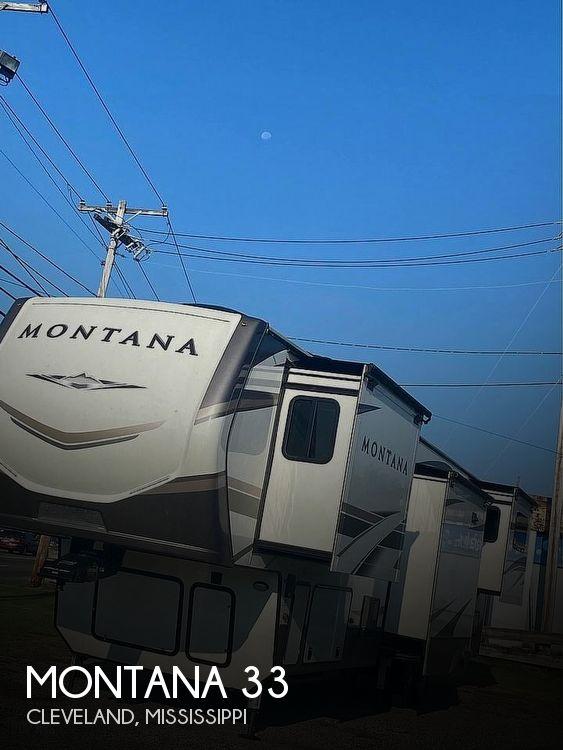 2020 Keystone Montana 3791RD