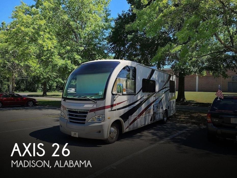 2015 Thor Motor Coach Axis 25.2