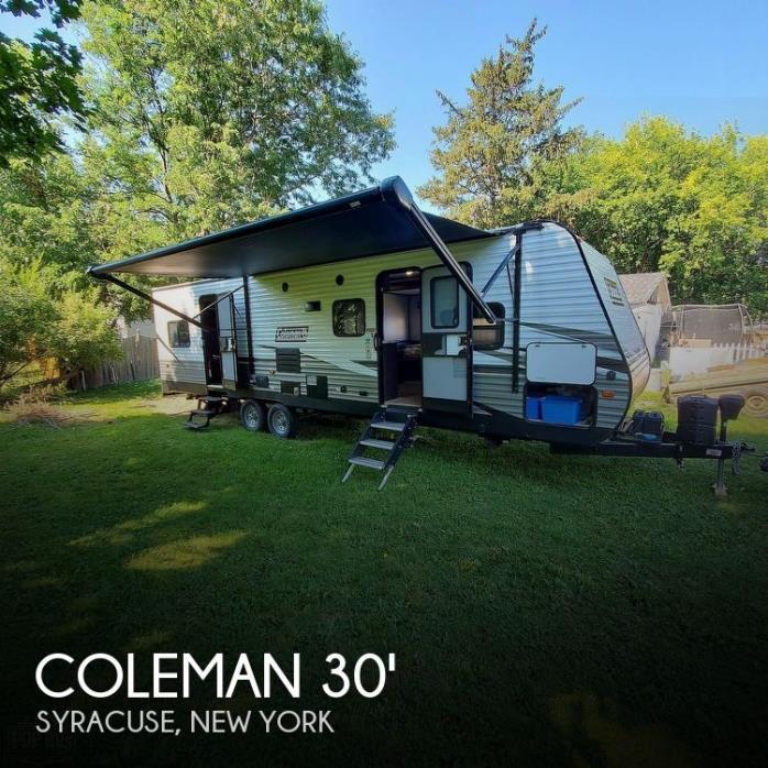 2020 Dutchmen Coleman Lantern 300 TQ